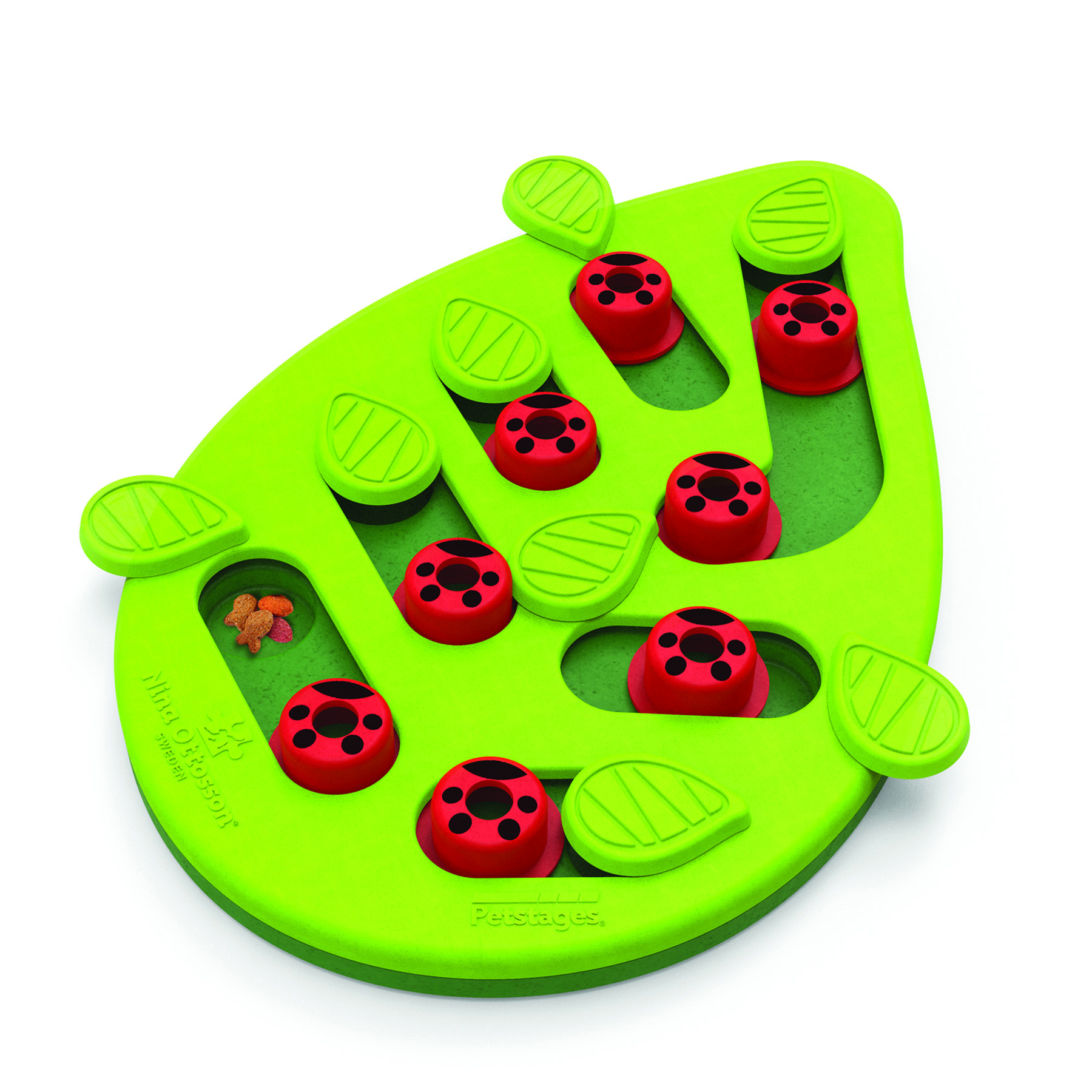 69479 Petstages NinaOttosson PuzzleAndPlay BugginOut Grn Main